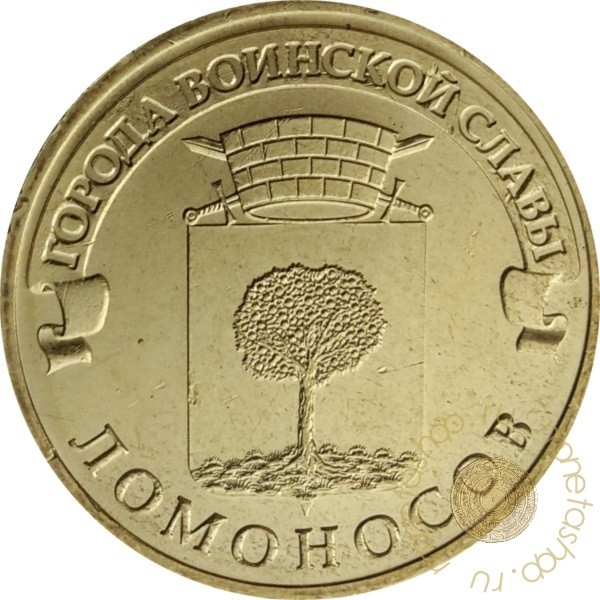 законсервировать монету