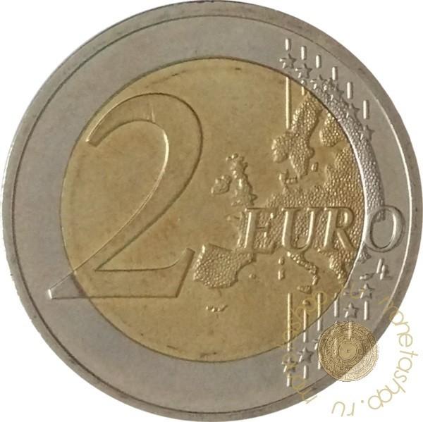 Евро год основания марка стали для монет